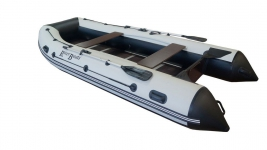 Лодка RiverBoats RB-370 TT (киль)