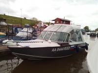 Мотолодка Windboat 46Evo с мотором Suzuki DF60ATL