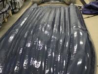 Усиление днища полиуретановой пленкой толщ.1мм